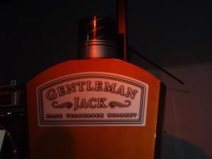 The Gentleman Jack DJ Booth