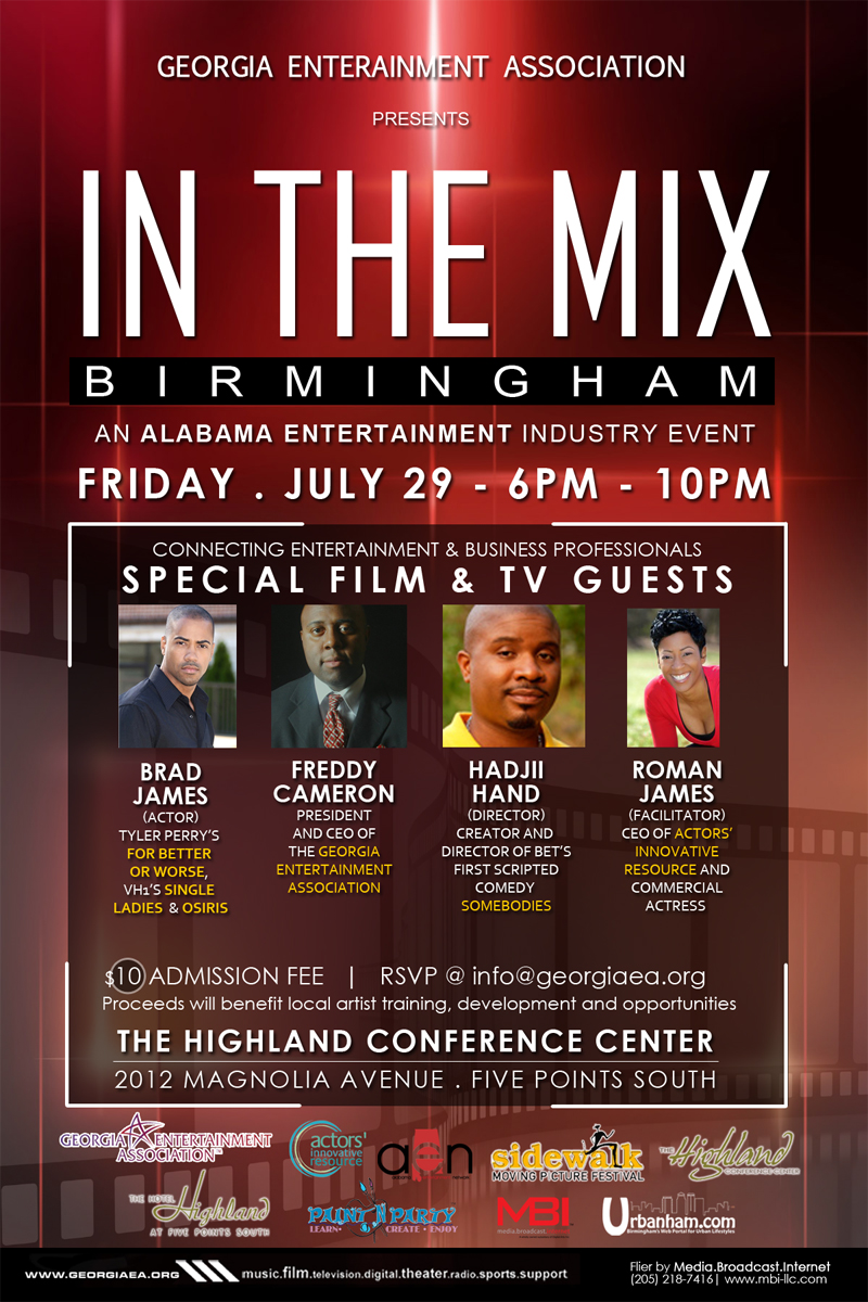 In the Mix Birmingham